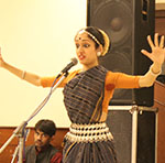 MAHAR - MADHUBAN ACADEMY OF HOSPITALITY AND ADMINISTRATION - Odissi Dance concert by Arushi Mudgal