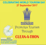 MAHAR - MADHUBAN ACADEMY OF HOSPITALITY AND ADMINISTRATION - World Tourism Day